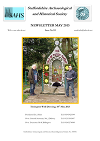 Newsletter 113 May 2013